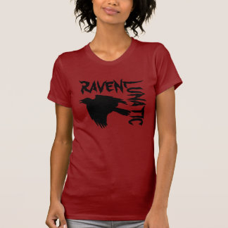 Raven Lunatic T Shirt