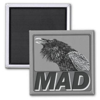 Raven Mad Magnet