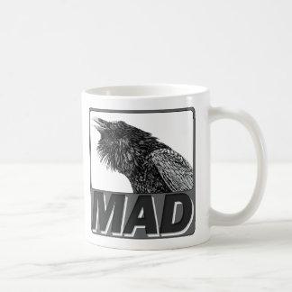 Raven Mad Mug