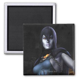 Raven Magnet