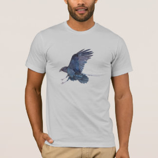 Raven Men's American Apparel T-Shirt