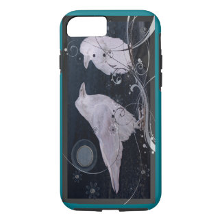Raven Moon iPhone cover