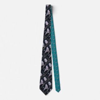 Raven Moon Tie