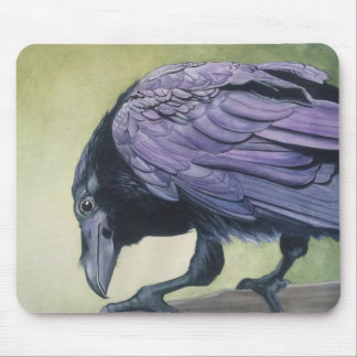 Raven Mousepad