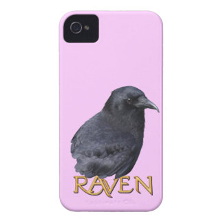 RAVEN Name Personalised Cell Phone Case iPhone 4 Covers