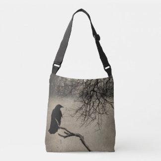 Raven Nature Crossbody Bag