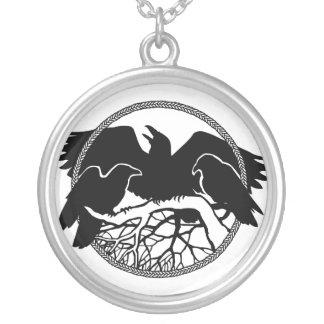 Raven Necklace Raven Gift Raven & Crow Art Jewelry
