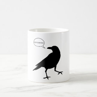 Raven Nevermore Coffee Mug