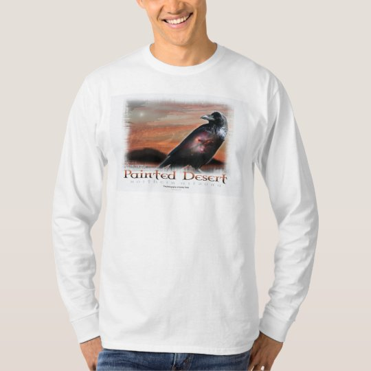 Raven of the Painted Desert T-Shirt