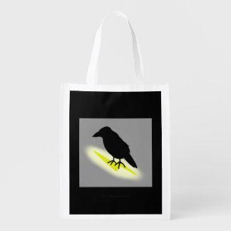 Raven on Lightning