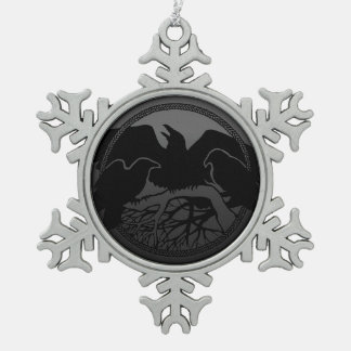 Raven Ornament Raven / Crow Decoration Gift