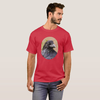 Raven Portrait T-Shirt