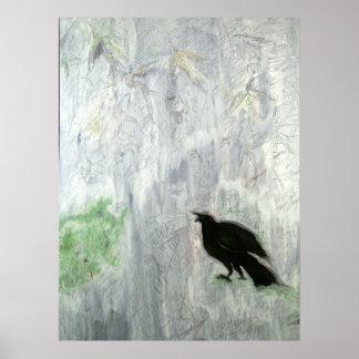 Raven Print