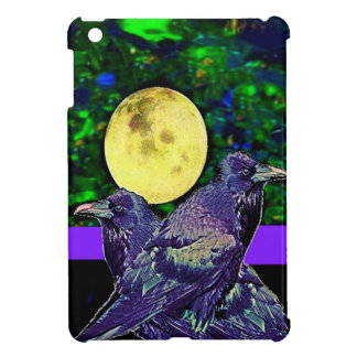 Raven s Moon Magic Gifts By Sharles Cover For The iPad Mini