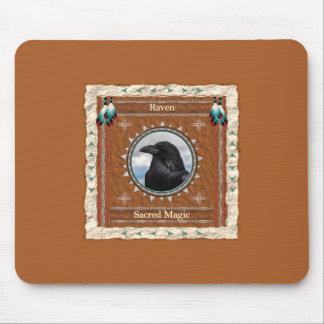 Raven  -Sacred Magic- Mousepad