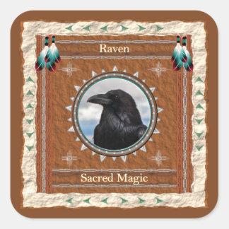 Raven  -Sacred Magic- Stickers - 20 per sheet