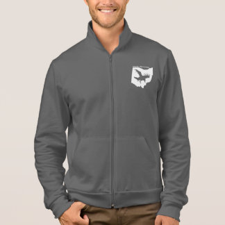Raven Squadron Fleece Jacket