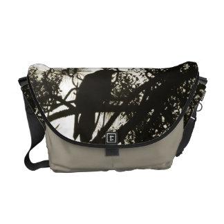Raven Steampunk Messenger Bags
