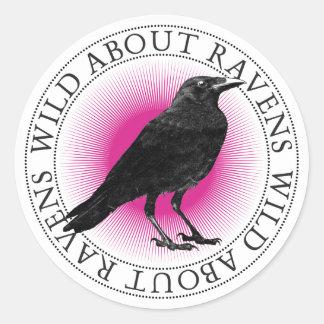 Raven Stickers