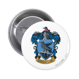 Ravenclaw Crest 2 6 Cm Round Badge