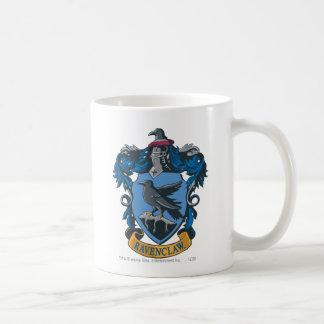 Ravenclaw Crest 2 Basic White Mug