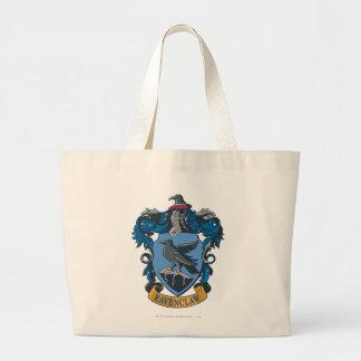 Ravenclaw Crest 2 Jumbo Tote Bag
