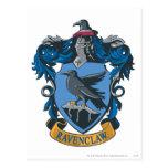 Ravenclaw Crest 2 Postcard