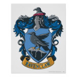 Ravenclaw Crest 2 Poster