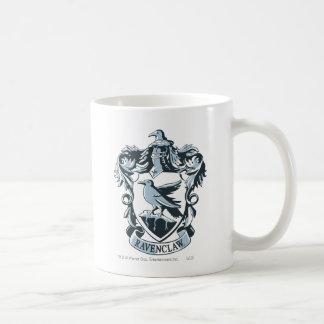 Ravenclaw Crest 3 Basic White Mug