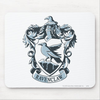 Ravenclaw Crest 3 Mouse Pad