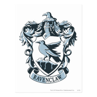 Ravenclaw Crest 3 Postcard