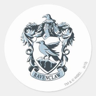 Ravenclaw Crest 3 Round Stickers
