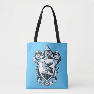 Ravenclaw Crest 3 Tote Bag