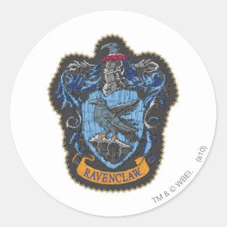 Ravenclaw Crest 4 Classic Round Sticker