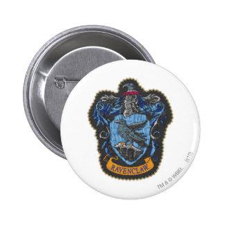 Ravenclaw Crest 4 Pinback Button