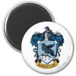 Ravenclaw Crest 6 Cm Round Magnet
