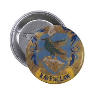 Ravenclaw Crest HPE6 Pinback Buttons