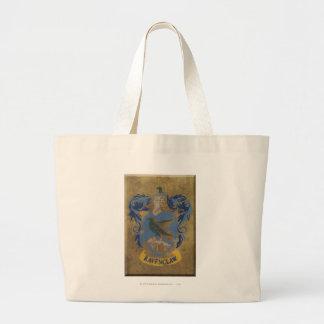 Ravenclaw Crest HPE6 Large Tote Bag