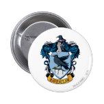 Ravenclaw Crest Pinback Button
