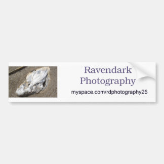 Ravendark Photography Bumper Sticker