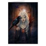 Ravenkin Greeting Cards