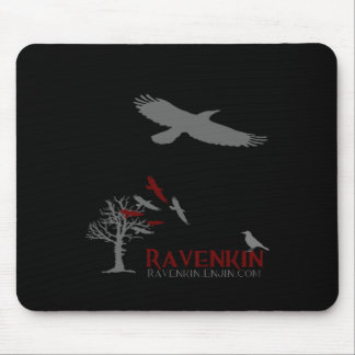 Ravenkin Shadow Collection Mouse Mat