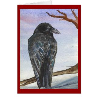 Raven's Dusk Card