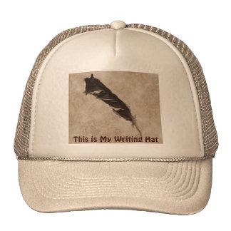 Raven's Feather Bird-lover Crow design Cap