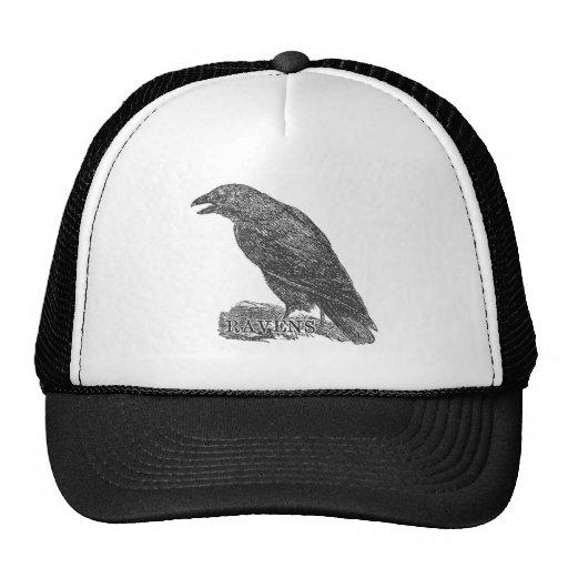 Ravens Gear from a Bygone Day Trucker Hat