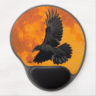 Raven's Gift Gel Mousepad Gel Mouse Mat