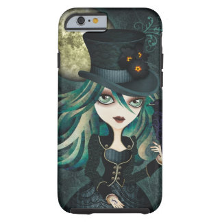 Raven's Moon iPhone 6 Case