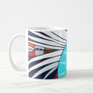 ravens whisper detail 6 basic white mug