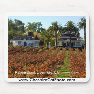 Ravenswood Livermore California Products Mousepads