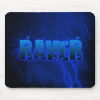 Raver Mouse Pad